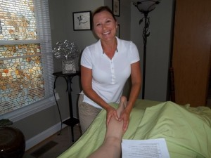 masssage therapist