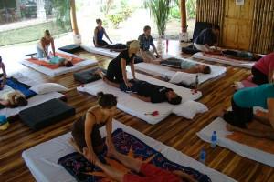 Massage Therapy Classes | Edmond Morgan School