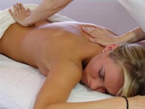 Massage benefits lower back pain patients.