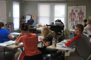 massage therapy classes