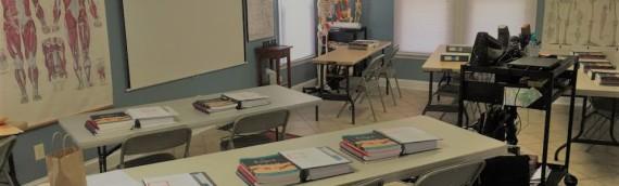 Evening Massage Therapy Classes Near Charlotte, NC