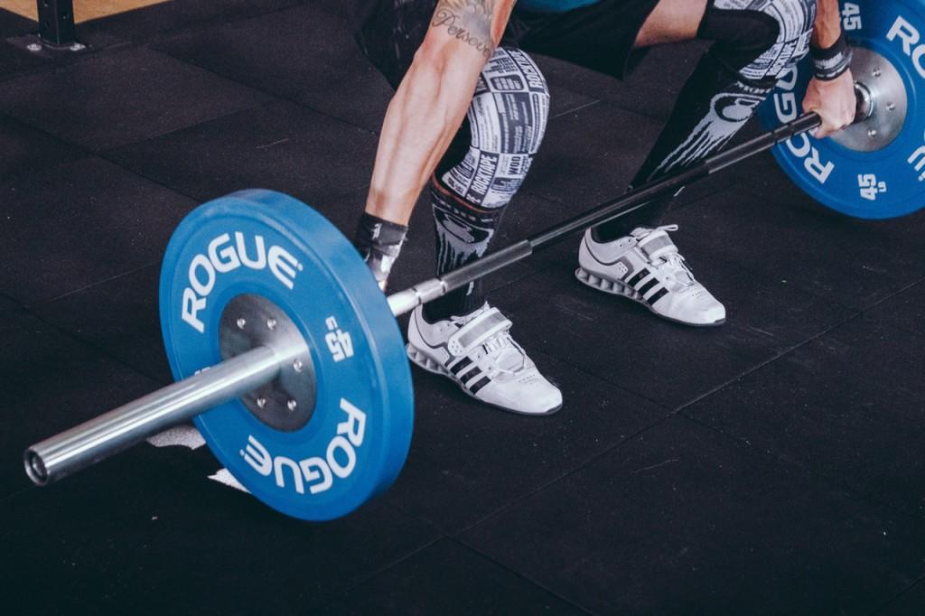 weight lifting massage